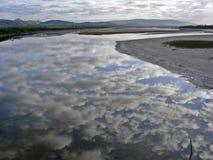 Лагуна облаков Стоковые Изображения