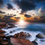 лагуна тропическая Стоковые Изображения RF