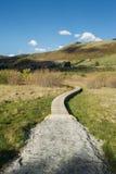 Лагуна Glenorchy, Glenorchy Новая Зеландия Стоковые Изображения RF
