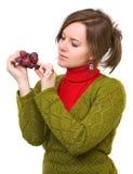 ладонь виноградин Стоковые Изображения