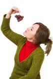 ладонь виноградин Стоковое Изображение RF