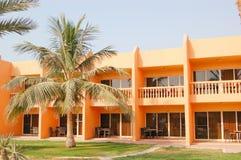 ладонь s UAE гостиницы здания Стоковое Изображение