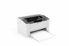 Лазерный принтер изолированный на белой предпосылке Стоковые Изображения RF