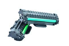 лазерный принтер патрона Стоковое Изображение RF