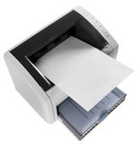лазерный принтер Стоковое Изображение RF