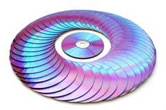 лазер диска Стоковые Изображения RF
