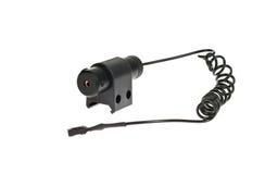 Лазер на винтовке стоковое изображение