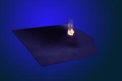 лазер резца стоковые изображения rf