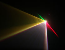лазер Стоковые Изображения RF