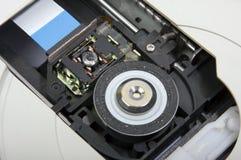 лазер dvd cd привода стоковые фотографии rf
