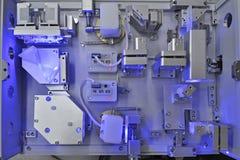 лазер uv Стоковое Изображение