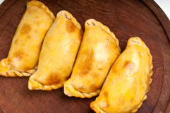 лакомка empanada Стоковые Фотографии RF
