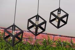 Лампам, освещение, вещи на ноче Стоковые Изображения