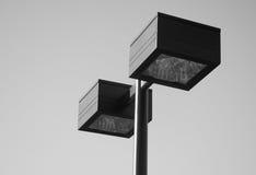 Лампа автостоянки стоковые изображения rf