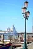 Лампа Венеции Стоковые Изображения