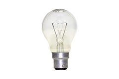 Лампа вольфрама Стоковое фото RF