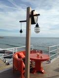 Лампа в воде Стоковое Фото