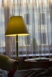 Лампа в комнате Стоковая Фотография RF