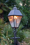 Лампа газа Стоковое фото RF