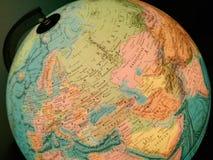 Лампа глобуса Стоковая Фотография