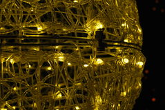 Лампа зарева, крупный план 2 Стоковые Фото