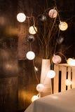 Лампа конструированная для вашего удовольствия стоковое фото rf