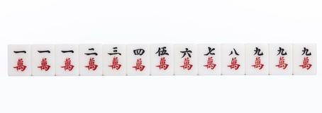 Лампа лотоса Mahjong 9 стоковые фотографии rf