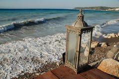Лампа морем Стоковые Изображения RF