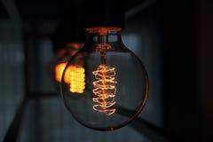 Лампа настроения Стоковое Изображение RF