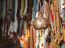 Лампа на рынке Стоковые Изображения RF