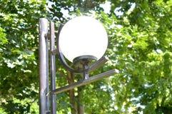 Лампа парка Стоковая Фотография RF