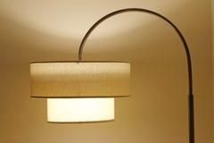 Лампа пола Стоковое фото RF