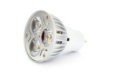 Лампа приведенная Стоковое Изображение RF