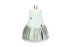 Лампа приведенная Стоковое Фото
