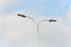 Лампа приведенная Стоковая Фотография RF