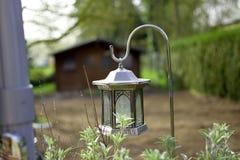 Лампа сада Стоковое Фото
