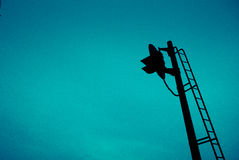 Лампа сигнала Стоковое Фото