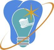 Лампа силы зубоврачебная иллюстрация штока