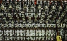 Лампа старомодная Стоковая Фотография
