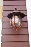 Лампа стены Стоковое Изображение