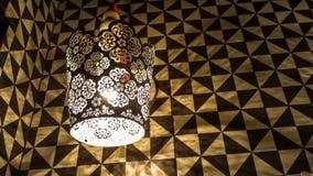 Лампа стены Стоковые Фотографии RF