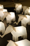 Лампа слона Стоковое Фото