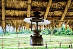 Лампа урагана стоковая фотография rf