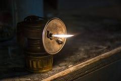 Лампа шахты Стоковое Изображение