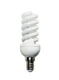Лампа энергосбережения Стоковое Изображение RF