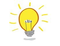 Лампа Стоковое Фото