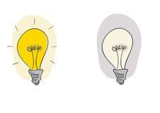 Лампа Стоковое Изображение