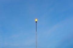 Лампа Stree Стоковые Фотографии RF