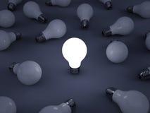 Лампочка Стоковое фото RF