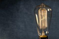 Лампочка Edison Стоковые Изображения